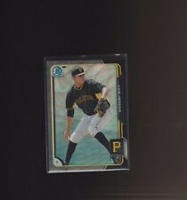 2015 Bowman Chrome Prospects Black Asia Wave #BCP127 Luis Heredia