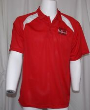 NEW NCAA Official NORTH CAROLINA STATE WOLFPACK Mens Large COACHES POLO SHIRT