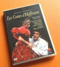 DVD Les Contes d' Hoffmann  par Jacques Offenbach Placido Domingo...