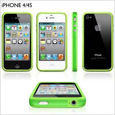 10x 50x 100x iPhone 4 4s Bumper Wholesale Job Lot Bulk Hi Quality TPU Case Color