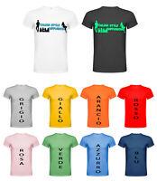 T Shirt Personalizzata Maglietta Personalizzabile Stampa Logo Grafica Foto HD
