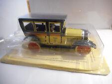 paya jouet tole vieux taxi jaune , tin toy old taxi yellow