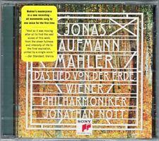 Jonas KAUFMANN: MAHLER Das Lied von der Erde Jonathan Nott Wiener Philharmoniker