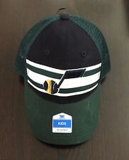 6fc5647b Utah Jazz Snapback Adjustable Hat Cap NBA Kids Boys Men's Basketball New