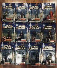 💥 Lot of 12  Action Figures - Attack Of The Clones Episode 2 - Star Wars (2002)
