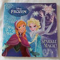 Disney Frozen Sparkle Magic! Paperback Children's Book K Depken