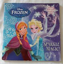 Disney Frozen Book Sparkle Magic! Paperback Children's Book K Depken