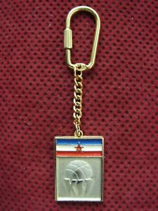 SFR YUGOSLAVIA - BASKETBALL FEDERATION OF YUGOSLAVIA PENDANT - KEY CHAINS - RRR