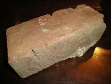 BONNIE & CLYDE ACTUAL RELIC OF 1933 SHOOTOUT! ORIG BRICK RED CROWN TAVERN! COA