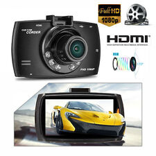 "1080P 2.5"" HD LCD Night Vision CCTV In Car DVR Accident Camera Video Recorder UK"