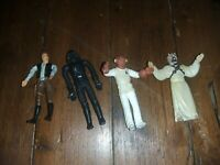 Bendems TOYS STAR WARS Job Lot Bundle Darth Vader hans solo etc 1994