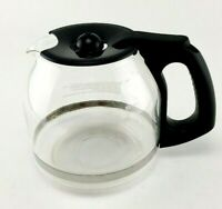 Replacement carafe,glass,12 Cup, Mr Coffee Coffee Maker,Black lid