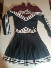 Varsity Cheerleader Huskies High School Uniform, Size 34/6