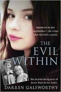 The Evil Within, New, Galsworthy, Darren Book