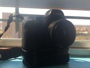 Canon EOS 5D 12.8 MP Digital SLR Camera - Black
