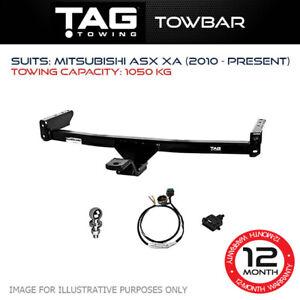 TAG Towbar Fits Mitsubishi ASX 2010-Current Towing Capacity 1050Kg 4x4 Exterior