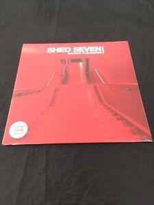 Shed Seven Instant Pleasures (Vinyl, NEW & SEALED) LP. Free Postage