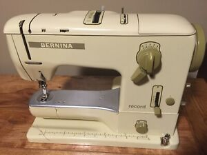 bernina 730 record Awesome Condition