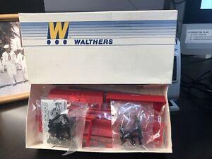 WALTHERS CUSHION COIL CAR ATSF 932-3856