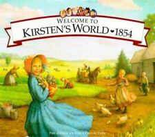 HCB Welcome to Kirsten's World 1854 Growing up in Pioneer America