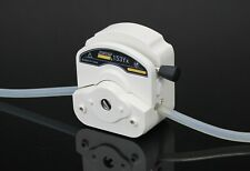 Yz15 Water Transfer Self Priming Peristaltic Pump Head Food Grade 304 Sst Rotor