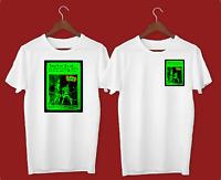 Punk Rock Stay Free White t-shirt Mick Jones The Clash Joe Strummer