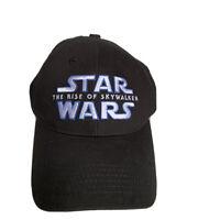 Official Star Wars The Rise of Skywalker Promo Black Hat Rare!