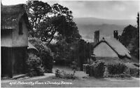 POSTCARD  SOMERSET   SELWORTHY  GREEN  &   Dunkery  Beacon    RP