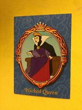 Vintage Snow White & The Seven Dwarves Collector Card 'Wicked Queen' Card 65