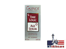 Guinot Time Logic Age Serum Face And Neck Care 25ml(0.84oz) Brand New