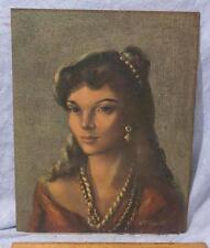 Vintage RF Harnett Print Lisa Picture Wall Decor Unframed mv
