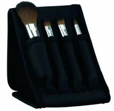 New The Body Shop Mini Brush Kit Blusher Shadow Eyebrow Lip Brushes Set Portable
