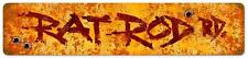 Hot Rod Body Shop Rat Rod Metal Sign Man Cave Garage Club Wall Decor MLK108