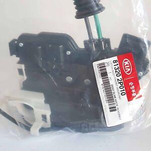Genuine 813202P010 Front Right RH Door Lock Actuator For KIA SORENTO 2010-2015