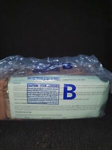 Free post ration pack army style mre adf cr1m survival food camping $75each
