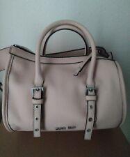 New Calvin klein small barrel handbag shoulder bag teaberry