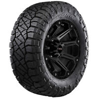 4-275/65R18 Nitto Ridge Grappler 116T XL/4 Ply Tires
