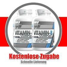 Frey Nutrition Vitamin-B Complex - 2 x 120 Kapseln - Mineralstoffe, Vitamine B0