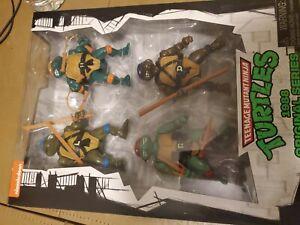 Playmates Teenage Mutant Ninja Turtles 1988 Original Series Action FIgure - 4...