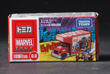 Takara Tomy Tomica Marvel Comics TUNE Evo.0.0 Avengers AD Truck Special Verion
