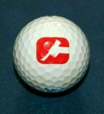 Vintage Cardinal Titleist Golf Ball