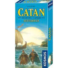 Kosmos CATAN - Seefahrer - Ergänzung für 5-6 Spieler, Brettspiel