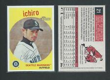 """2008 Complete Topps HERITAGE """" BLACK BACK """" Low Series Set *** (110) cards  MINT"""