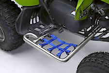 Nerf Bars, DG Stainless Series, Kawasaki KFX700 V-Force (2004)