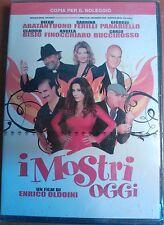 FILM DVD - I MOSTRI OGGI - CON CLAUDIO BISIO E SABRINA FERILLI NUOVO SIGILLATO