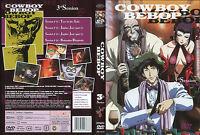 1 DVD MANGA DYNAMIC ANIME CULT,COWBOY BEBOP 3 PRIMA EDIZIONE spike,faye,jet,ed,x