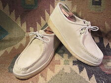 VTG NEW ''AFTER HOURS'' TAN SUEDE PLANTATION CREPE SOLE SHOES 7.5 W MADE IN USA!