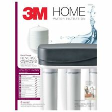 3M 4US-RO-S01H WATER FILTER SYSTEM MAX Reverse Osmosis - NEW