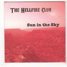 (FY69) The Hellfire Club, Sun In The Sky - 2015 DJ CD