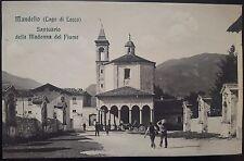 1910 - Mandello - Santuario della Madonna del Fiume